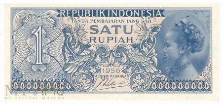 Indonezja - 1 rupia (1956)