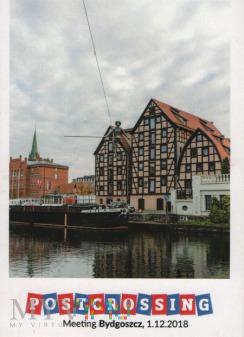Postcrossing Meeting Bydgoszcz, 01.12.18