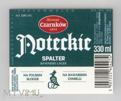 Noteckie Spalter