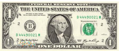 Stany Zjednoczone - 1 dolar (2006)