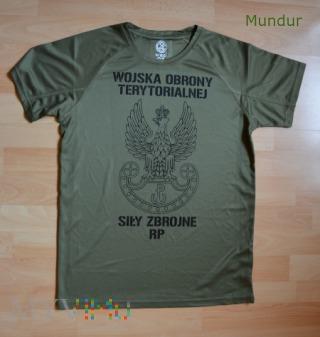 Koszulka z krótkimi rękawami WOT 33blp Dębica