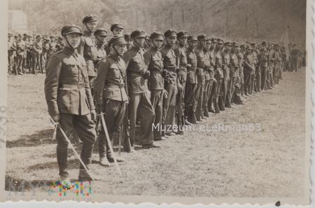 Związek Strzelecki. Przemyśl 1936 r.
