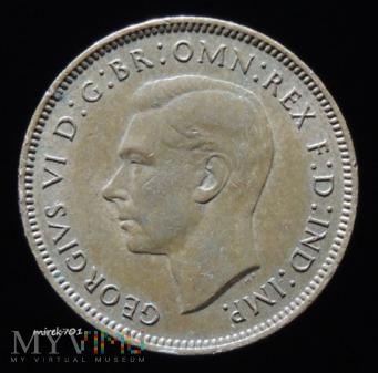 1 farthing 1947 Georg VI