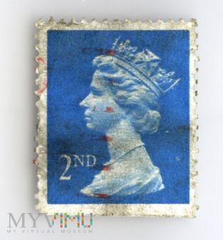 Elżbieta II, GB 1214ADu
