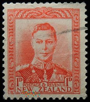 Nowa Zelandia 1d Jerzy VI