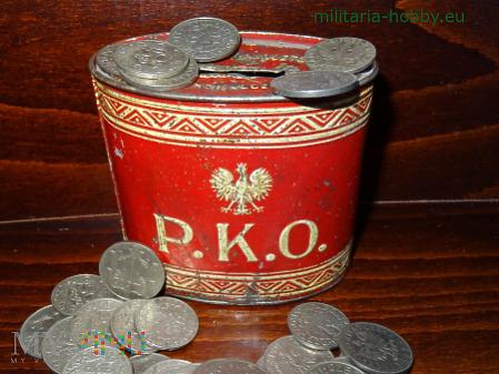 Duże zdjęcie Skarbonka P.K.O.
