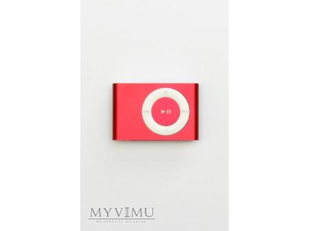 iPod shuffle 2G - wersja Product RED pojemność 1GB