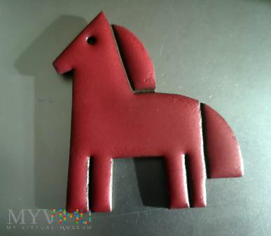 koń - magnes na lodówkę