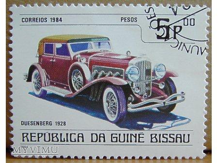 Duesenberg 1928 znaczek