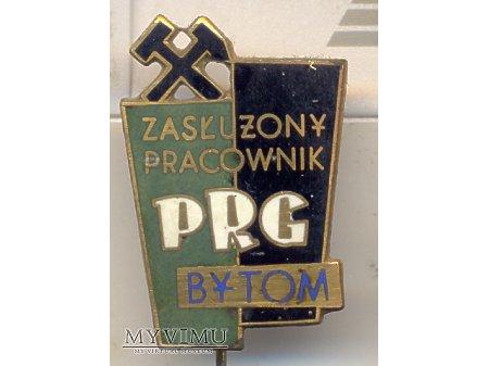 Zasłużony Pracownik PRG Bytom