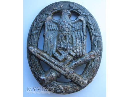 Odznaka Szturmowa - ogólna, Sturmabzeichen