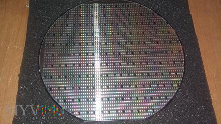 Duże zdjęcie Wafel krzemowy 15 cm ciekawostka chip cpu