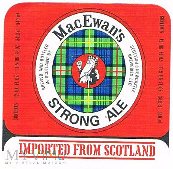 mcewan's strong ale
