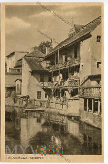 Bydgoszcz - jak Wenecja - obieg 1949 r.