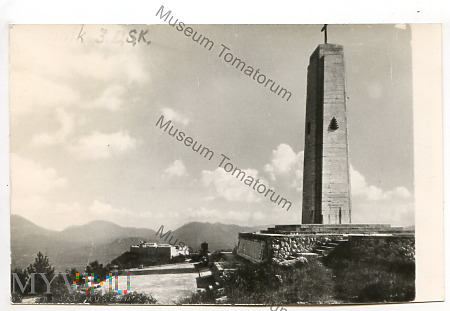 Monte Cassino - Pomnik 3. Dywizji Strzelców Karpac