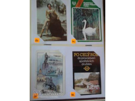 Kalendarzyki 1988
