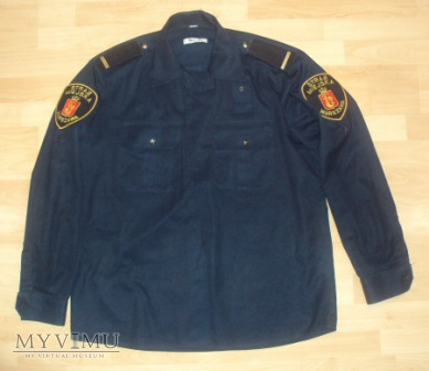 Koszula służbowa Straży Miejskiej