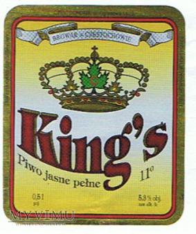 king`s