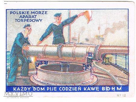Bohm - 4x12 - Aparat torpedowy