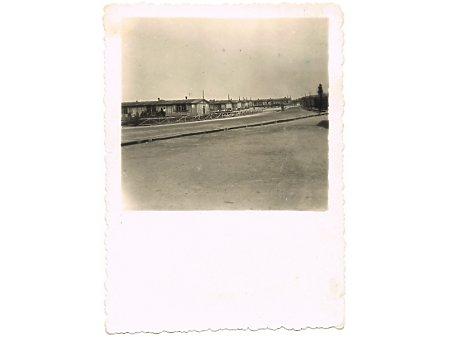 Duże zdjęcie Obóz jeniecki na Radomskiej