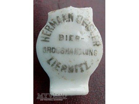 Hermann Geisler Biergrosshandlung Liegnitz