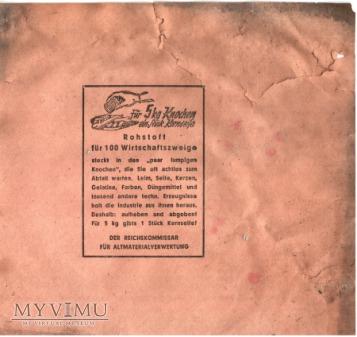 Nährmittelkarte 67 1944 Dramburg