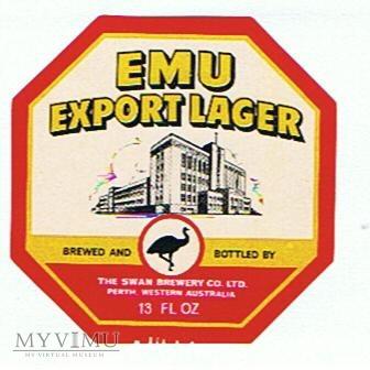 swan emu export lager