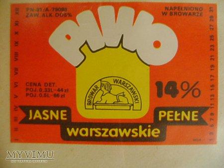 Duże zdjęcie WARSZAWSKIE