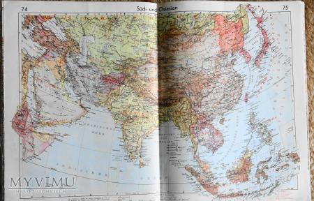 Niemiecki atlas 1937