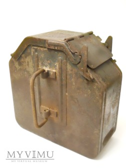 Patronenkasten 36 MG 34