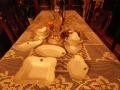 Herb Leliwa-porcelana stołowa