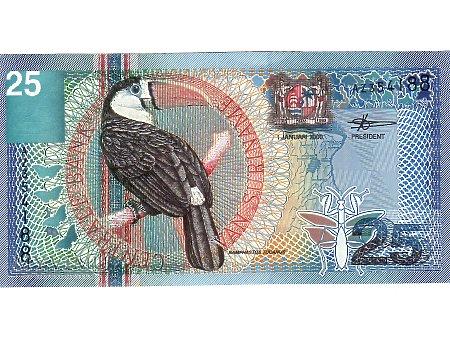 25 Gulden 2000 r.