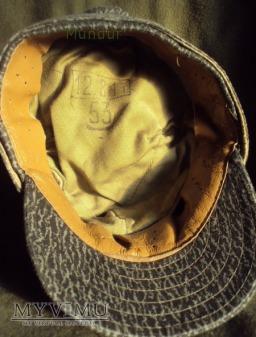Czapka strażacka polowa (1981)