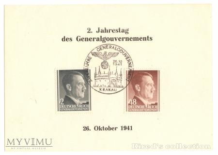 Kasownik nr 14. Zwei Jahre GG -Krakau