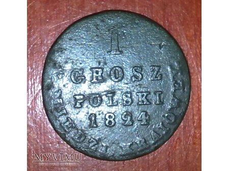 1 Grosz Polski z Miedzi Krajowej