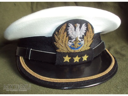 Czapka porucznika MW (lata 70-te)