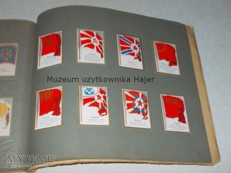 Flaggen Europas Danzig Prusen Flagi państwowe