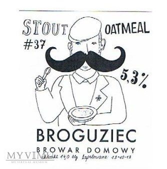 stout oatmeal