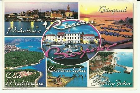 CHORWACJA - Biograd Riviera