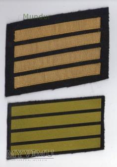 Dystynkcje do munduru wyjściowego MW - bosmanmat