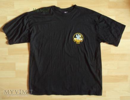 Koszulka letnia szkoły podoficerskiej MW