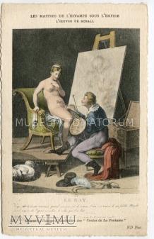 W pracowni malarza - Atelier