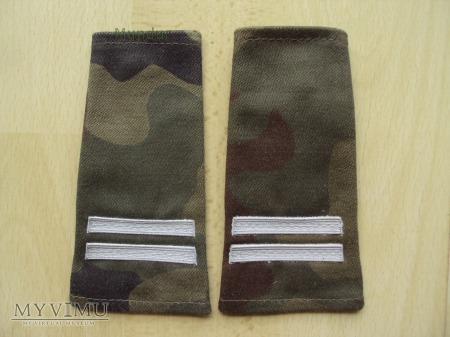 Pochewki z oznakami stopnia - kapral