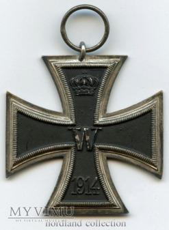 Eisernes Kreuz II.Klasse (IWŚ) jednoczęściowy