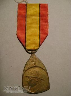 medal belgijski I w. św.