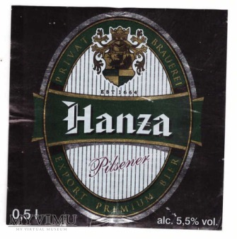 Niemcy, HANZA