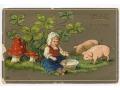Świnka Noworoczna - 1912