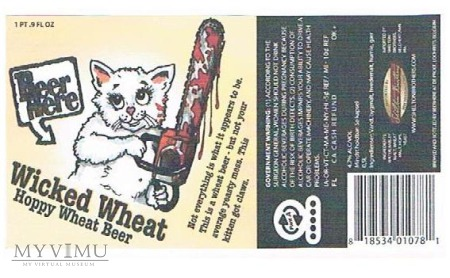 beer here - wicked wheat