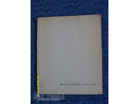 Almanah fotografiki polskiej-1961.