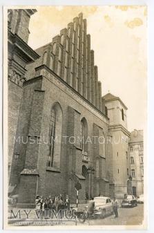 W-wa - Katedra Św. Jana - 1978